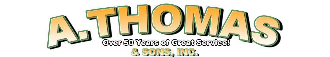 A. Thomas & Sons, Inc.